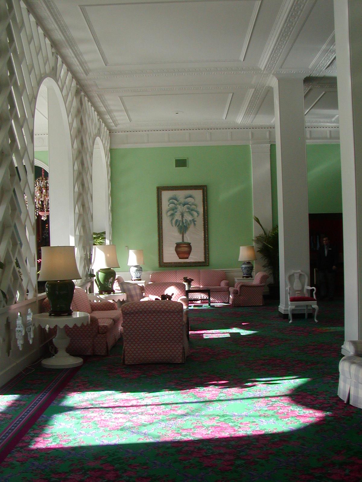 Color At The Greenbrier Resort Deborahwoodmurphy