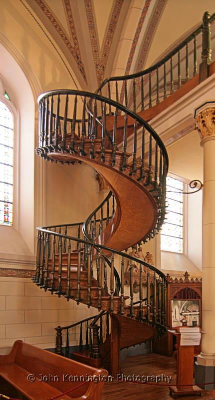 santa fe 19  lorett staircase