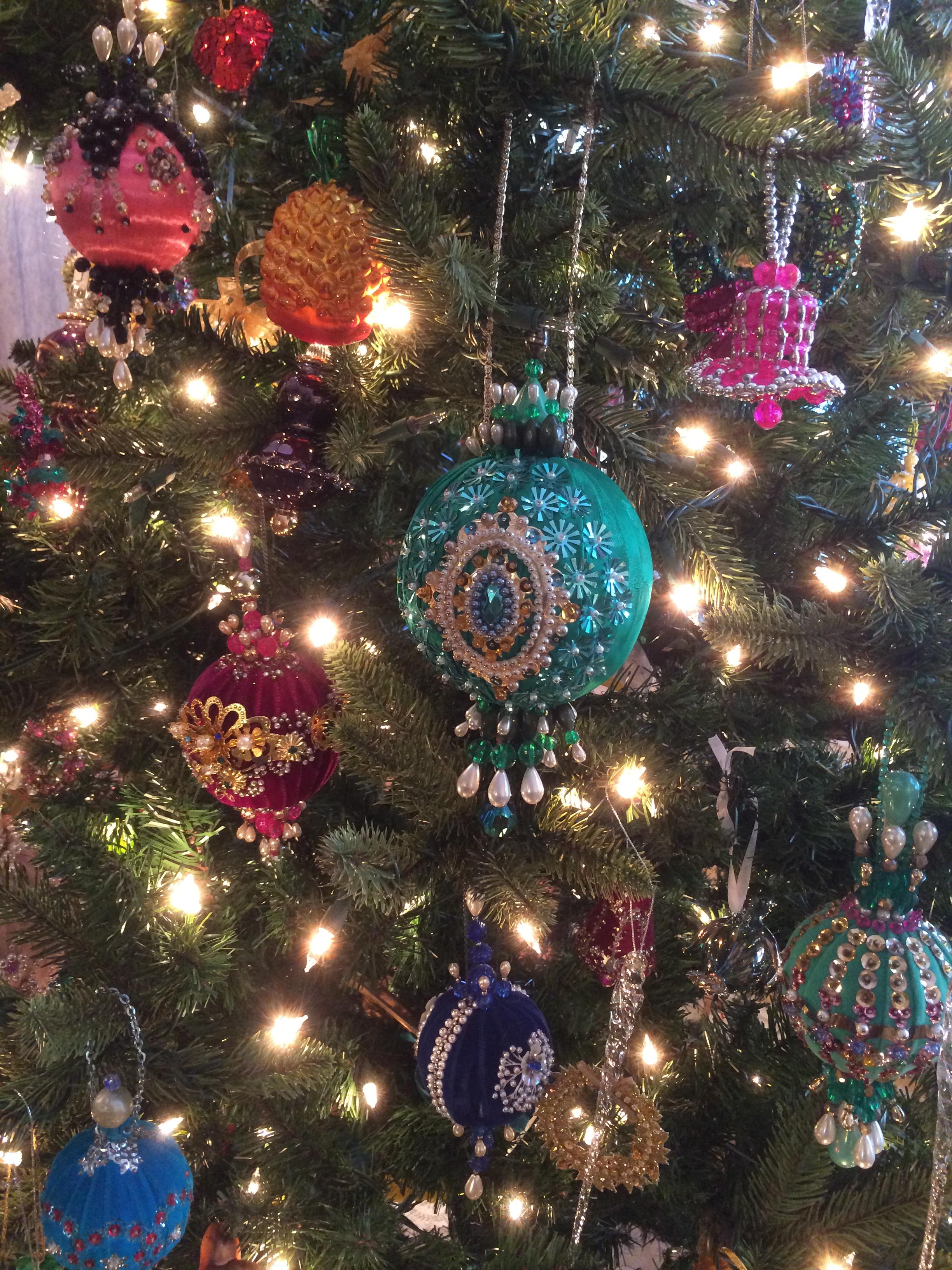 White house christmas ornaments historical society - Christmas 66