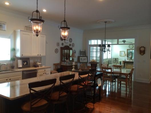 linen white kitchen