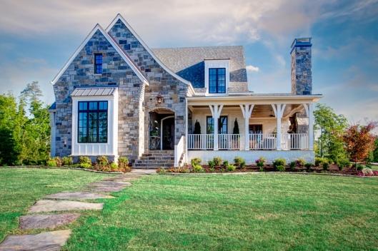 Southern Living Design House in Little Rock, Arkansas ...