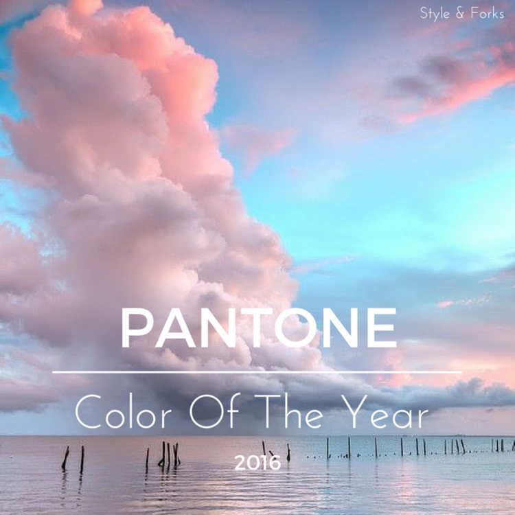 2016 pantone color s of the year deborahwoodmurphy for Color of the year 2016